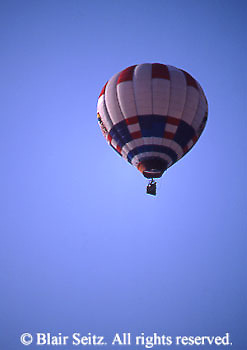 Outdoor recreation, Hot Air Balloon Flying, Montgomery Co., PA