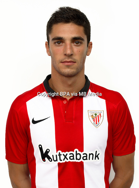 Spain - Liga BBVA 2015-2016 / <br /> ( Athletic Club Bilbao ) -<br /> Sabin Merino Zuloaga
