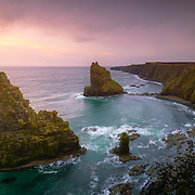 Caithness for a couple of nights so couldn't resist a wee trip over to these wonderful stacks at Duncansby Head.