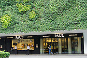 Singapore. Raffles Place. Paul.