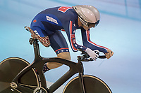 8 August 2015: TO2015 Panam Games, Track Cycling - Mens Individual Pursuit C1-3, Todd Key (USA), Milton Velodrome, Milton, Ontar