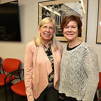 Karen Glines, Paula Hoffman