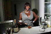 Beverly Smith at The VIBE Magazine & Memsor Kamarake and Beverly Smith Salute to Black Men In Fashion ? NY Fashion Week Fall ?08 held Norwood on September 11, 2008