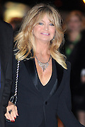 Nov. 9, 2015 - New York, NY, USA -<br /> <br /> Glamour Awards<br /> <br /> Goldie Hawn is seen outside Carnegie Hall on November 9, 2015 in New York City<br /> ©Exclusivepix Media