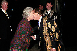 File photo dated 21/10/98 of Lord Snowdon with Queen Elizabeth II, as the former husband of Princess Margaret has died peacefully at his home on Friday aged 86, a family spokesman has said.