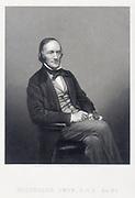 Richard Owen (1804-1892) British zoologist. Opponent of Darwin.