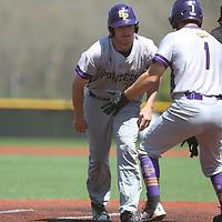 Baseball: University of Wisconsin, Whitewater Warhawks vs. University of Wisconsin-Stevens Point Pointers