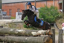 De Cartier Marie - Gogo Girl<br /> Nationaal Kampioenschap ponies LRV  Minderhout 2008<br /> Photo © Hippo Foto