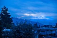JANUARY 6TH:  Rainier in Blue