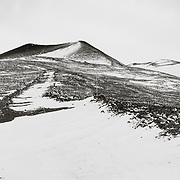 Second Crater, Arrival Heights region above McMurdo