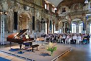 Großer Garten, Palais, Konzertsaal, Dresden, Sachsen, Deutschland.|.Grosser Garten, Palais, concert hall, Dresden, Germany