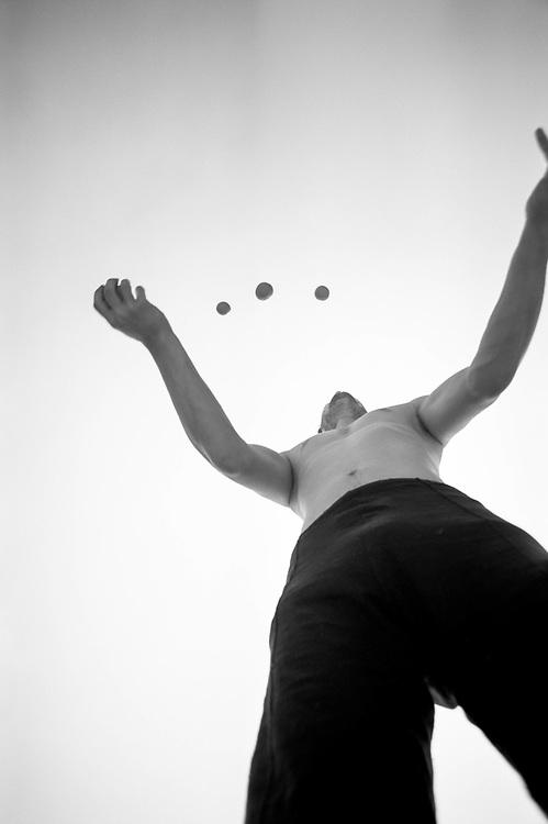 11 JUN 1997 - Mestre (VE) - Circo Bidone - Hervé