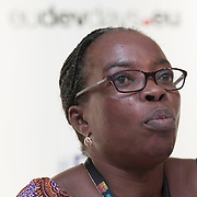 04 June 2015 - Belgium - Brussels - European Development Days - EDD - Inclusion - Multi-stakeholder partnerships for inclusive development and the post-2015 agenda - Patricia Akakpo , Co-Chair , Partnership for Development Effectiveness (Civil Society Organization) © European Union