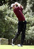 Golf. Open Golf Championships 2002. 20-21.07.2002.<br /> Justin Rose, Storbritannia.<br /> Foto: Matthew Impey, Digitalsport
