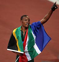 Friidrett Olympiske Leker / OL / 2008 18.08.2008 <br /> <br /> Khotso Mokoena , RSA  i lengde