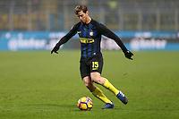 31.01.2017 - Milano -  Coppa Italia Tim   -  Inter-Lazio nella  foto: Cristian Ansaldi - Inter