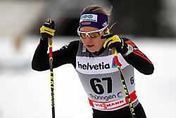 29.12.2011, DKB-Ski-ARENA, Oberhof, GER, Viessmann FIS Tour de Ski 2011, Prolog, Freie Technik/ Freistil Damen im Bild Sandra Ringwald (GER) . // during of Viessmann FIS Tour de Ski 2011, in Oberhof, GERMANY, 2011/12/29 .. EXPA Pictures © 2011, PhotoCredit: EXPA/ nph/ Hessland..***** ATTENTION - OUT OF GER, CRO *****