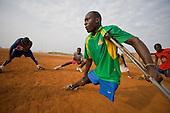 Ghana Disabled Football Team