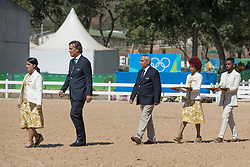 De Vos Ingmar, BEL, Eurlings Camiel, NED, IOC<br /> Olympic Games Rio 2016<br /> © Hippo Foto - Dirk Caremans<br /> 17/08/16