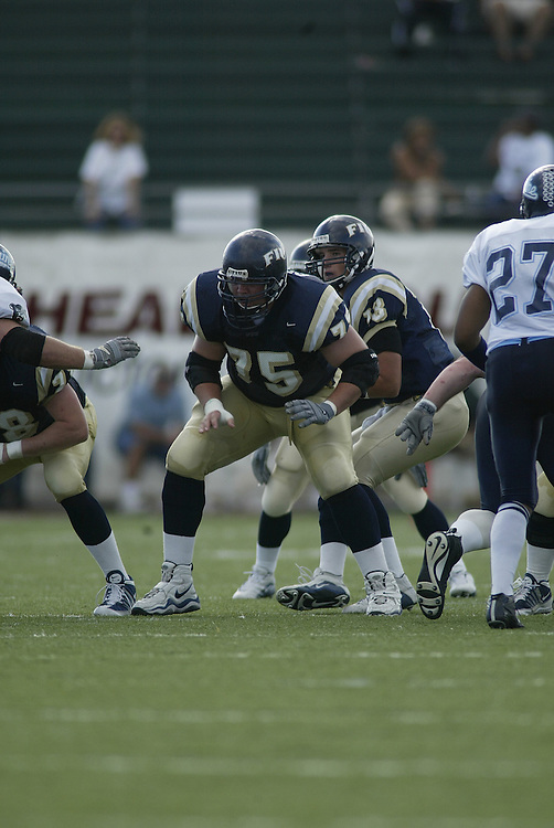 2002 FLORIDA INTERNATIONAL UNIVERSITY Football