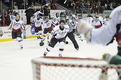 2009 MasterCard Memorial Cup in Rimouski, Quebec.