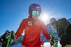 26.10.2018, Rettenbachferner, Soelden, AUT, FIS Weltcup Ski Alpin, Soelden, Training, im Bild Anna Veith (AUT) // Anna Veith of Austria during a practice session prior to the FIS Ski Alpine Worldcup opening at the Rettenbachferner in Soelden, Austria on 2018/10/26. EXPA Pictures © 2018, PhotoCredit: EXPA/ Johann Groder