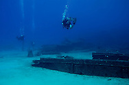 Debris Field Survey, Oro Verde, Shipwreck, Grand Cayman