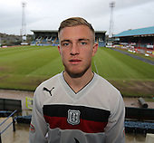 01-02-2013- Dundee new boy David Morgan