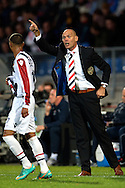 Onderwerp/Subject: Willem II - Eredivisie<br /> Reklame:  <br /> Club/Team/Country: <br /> Seizoen/Season: 2012/2013<br /> FOTO/PHOTO: Coach Jurgen STREPPEL (R) of Willem II giving instructions to Jeroen LUMU (L) of Willem II. (Photo by PICS UNITED)<br /> <br /> Trefwoorden/Keywords: <br /> #21 $94 ±1341407059332<br /> Photo- & Copyrights © PICS UNITED <br /> P.O. Box 7164 - 5605 BE  EINDHOVEN (THE NETHERLANDS) <br /> Phone +31 (0)40 296 28 00 <br /> Fax +31 (0) 40 248 47 43 <br /> http://www.pics-united.com <br /> e-mail : sales@pics-united.com (If you would like to raise any issues regarding any aspects of products / service of PICS UNITED) or <br /> e-mail : sales@pics-united.com   <br /> <br /> ATTENTIE: <br /> Publicatie ook bij aanbieding door derden is slechts toegestaan na verkregen toestemming van Pics United. <br /> VOLLEDIGE NAAMSVERMELDING IS VERPLICHT! (© PICS UNITED/Naam Fotograaf, zie veld 4 van de bestandsinfo 'credits') <br /> ATTENTION:  <br /> © Pics United. Reproduction/publication of this photo by any parties is only permitted after authorisation is sought and obtained from  PICS UNITED- THE NETHERLANDS