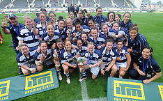 Christchurch-Rugby, NPC women's final, Auckland v Canterbury, October 27