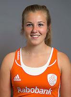 ARNHEM - Xan de Waard. Nederlands Hockeyteam dames voor Wereldkamioenschappen hockey 2014. FOTO KOEN SUYK