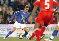 Fotball<br /> Veldedighetskamp for ofrene etter tsunamien i Asia<br /> Football for hope<br /> 15. februar 2005<br /> Nou Camp - Barcelona<br /> Foto: Digitalsport<br /> NORWAY ONLY<br /> DAVID BECKHAM (CHE)