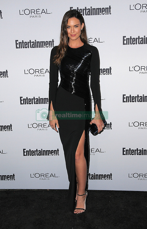 Odette Annable bei der 2016 Entertainment Weekly Pre Emmy Party in Los Angeles / 160916<br /> <br /> ***2016 Entertainment Weekly Pre-Emmy Party in Los Angeles, California on September 16, 2016***