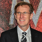 Philip Reeve Arrivers at the Mortal Engines - World Premiere on 27 November 2018, London, UK