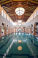 The Cloister, Sea Island,  Georgia, World renowned luxury resort, interior spa pool