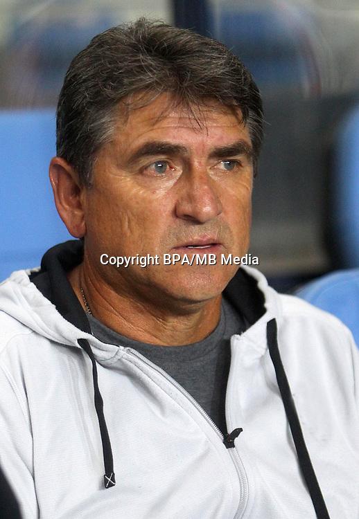 Chile Football League First Division - <br /> Scotiabank Tournament - 2016-2017 - <br /> ( Club de Deportes Cobresal ) - <br /> Emiliano Astorga - DT Club de Deportes Cobresal