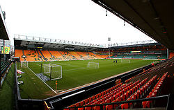 A general view of Carrow Road, home to Norwich City - Mandatory by-line: Robbie Stephenson/JMP - 03/02/2018 - FOOTBALL - Carrow Road - Norwich, England - Norwich City v Middlesbrough - Sky Bet Championship