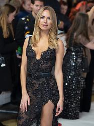 Kimberley Garner attends Charlie's Angels UK Premiere Red Carpet Arrivals in London, 20 November 2019.<br /><br />20 November 2019.<br /><br />Please byline: Vantagenews.com