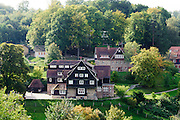 Odenwaldschule, Ober-Hambach, Heppenheim, Hessen, Deutschland | Odenwald School, Ober-Hambach, Heppenheim, Hesse, Germany