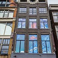 Nederland, Amsterdam, 8 februari 2017.<br />Het seksmuseum op de Damrak.<br /><br /><br />Foto: Jean-Pierre Jans