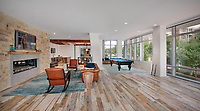 Interior photo of Lakehouse Apartments in Columbia MD by Jeffrey Sauers of Commercial Photographics, Architectural Photo Artistry in Washington DC, Virginia to Florida and PA to New England