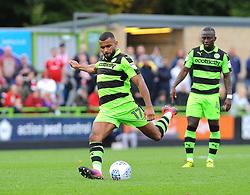 - Mandatory by-line: Nizaam Jones/JMP- 30/09/2017 - FOOTBALL - New Lawn Stadium - Nailsworth, England - Forest Green Rovers v Accrington Stanley - Sky Bet League Two