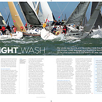 Yachts and Yachting Round the Island Race 2016 article.