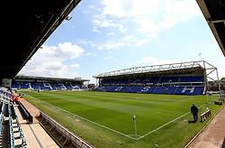 The ABAX Stadium, home of Peterborough United - Mandatory by-line: Robbie Stephenson/JMP - 22/04/2017 - FOOTBALL - ABAX Stadium - Peterborough, England - Peterborough United v Bristol Rovers - Sky Bet League One