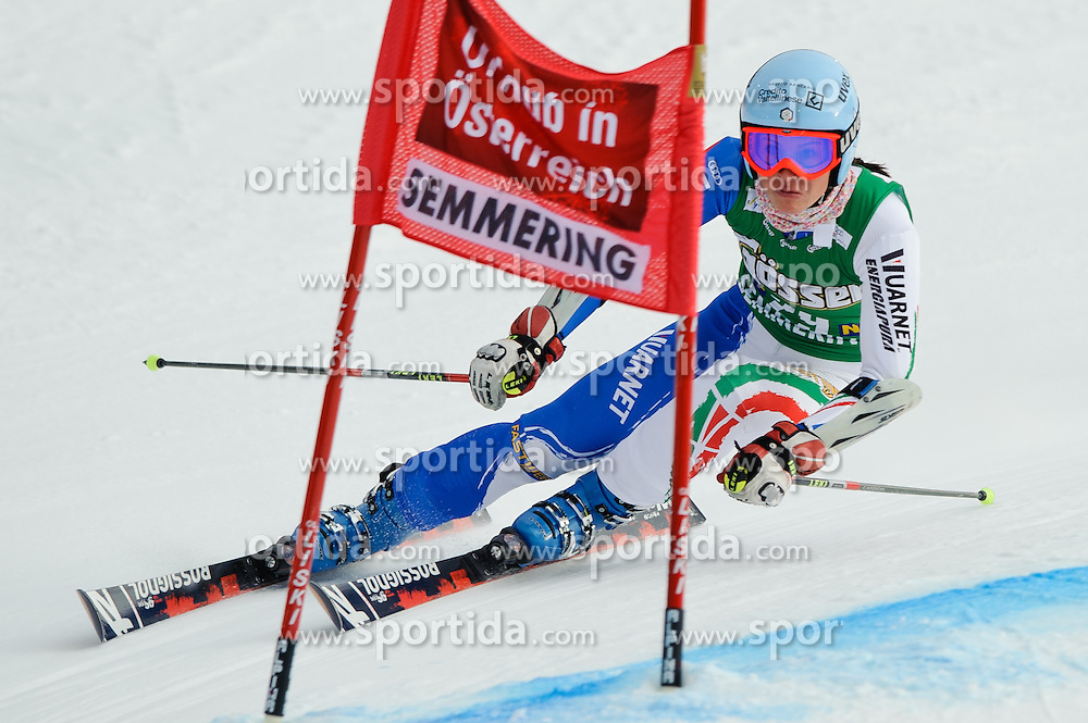 28.12.2010, Panoramapiste, Semmering, AUT, FIS World Cup Ski Alpin, Ladies, Giant Slalom, Bild zeigt , EXPA Pictures © 2010, PhotoCredit: EXPA/ S. Zangrando