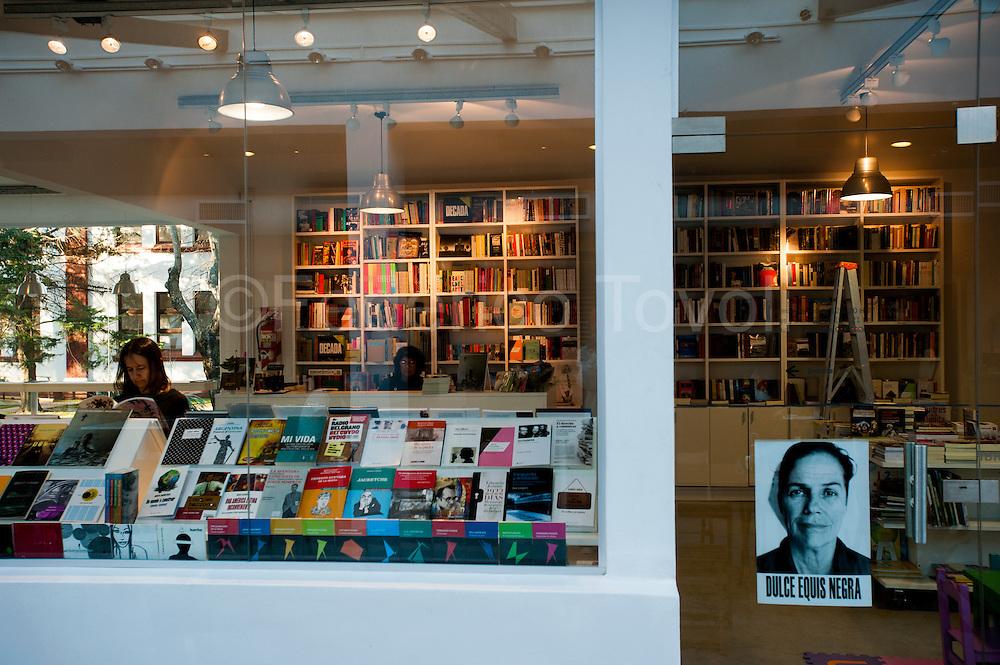 Conti bookshop