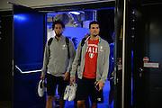 DESCRIZIONE: Berlino EuroBasket 2015 - Allenamento<br /> GIOCATORE:Daniel Hackett Andrea Cinciarini<br /> CATEGORIA: Allenamento<br /> SQUADRA: Italia Italy<br /> EVENTO:  EuroBasket 2015 <br /> GARA: Berlino EuroBasket 2015 - Allenamento<br /> DATA: 04-09-2015<br /> SPORT: Pallacanestro<br /> AUTORE: Agenzia Ciamillo-Castoria/M.Longo<br /> GALLERIA: FIP Nazionali 2015<br /> FOTONOTIZIA: Berlino EuroBasket 2015 - Allenamento
