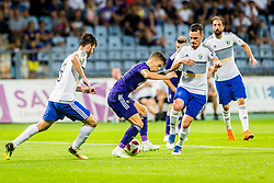 Luka Zahovic of NK Maribor during 2nd Leg football match between NK Maribor and FC Chikhura in 2nd Qualifying Round of UEFA Europa League 2018/19, on August 2, 2018 in Ljudski vrt, Maribor, Slovenia. Photo by Ziga Zupan / Sportida
