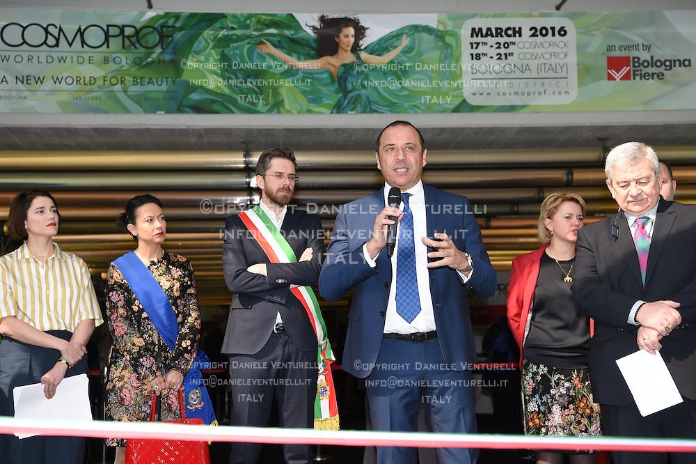 Cosmoprof 2016<br /> Cosmetica Italia<br /> <br /> <br /> Ph. Daniele Venturelli