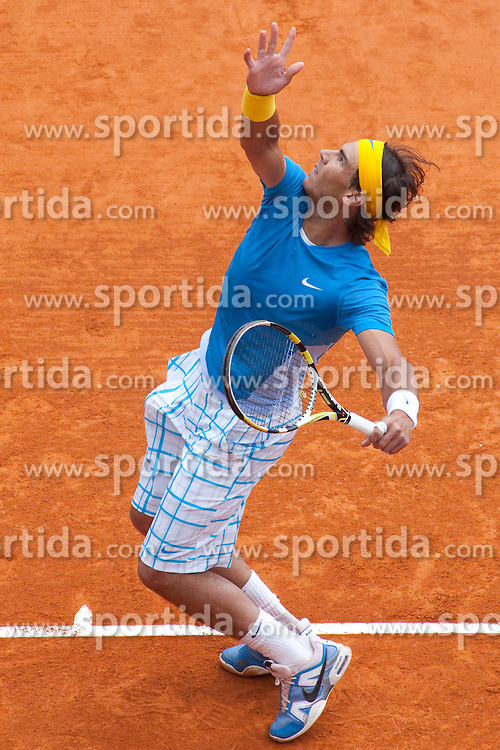 16.04.2010, Country Club, Monte Carlo, MCO, ATP, Monte Carlo Masters, im Bild Rafael Nadal (ESP), EXPA Pictures © 2010, PhotoCredit: EXPA/ M. Gunn / SPORTIDA PHOTO AGENCY